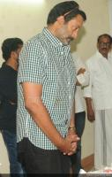 Film stars at Director Rajesh Pillai Funeral Photos (17)