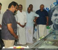 Film stars at Director Rajesh Pillai Funeral Photos (27)
