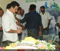 Film stars at Director Rajesh Pillai Funeral Photos (30)