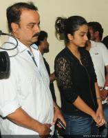 Film stars at Director Rajesh Pillai Funeral Photos (32)