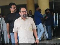 Film stars at Director Rajesh Pillai Funeral Photos (38)