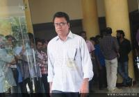 Film stars at Director Rajesh Pillai Funeral Photos (39)