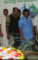 Film stars at Director Rajesh Pillai Funeral Photos (48)