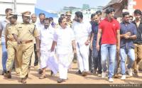 Dulquar Salman at Poojappura Central Jail Photos (103)