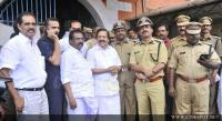 Dulquar Salman at Poojappura Central Jail Photos (15)