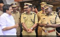 Dulquar Salman at Poojappura Central Jail Photos (17)