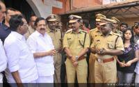 Dulquar Salman at Poojappura Central Jail Photos (18)