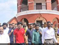 Dulquar Salman at Poojappura Central Jail Photos (2)