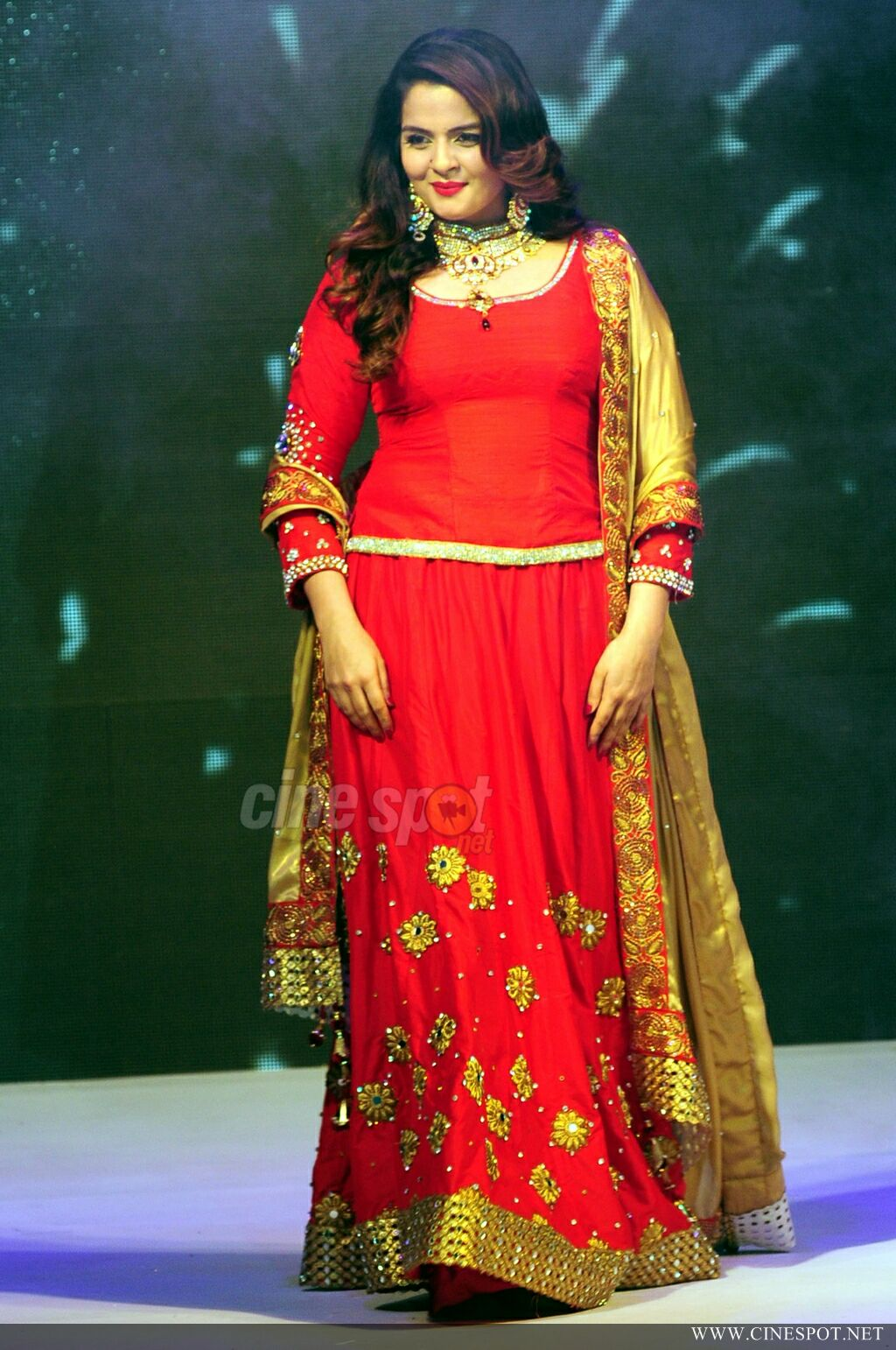 Roma at Kerala Fashion League 2016 (5)