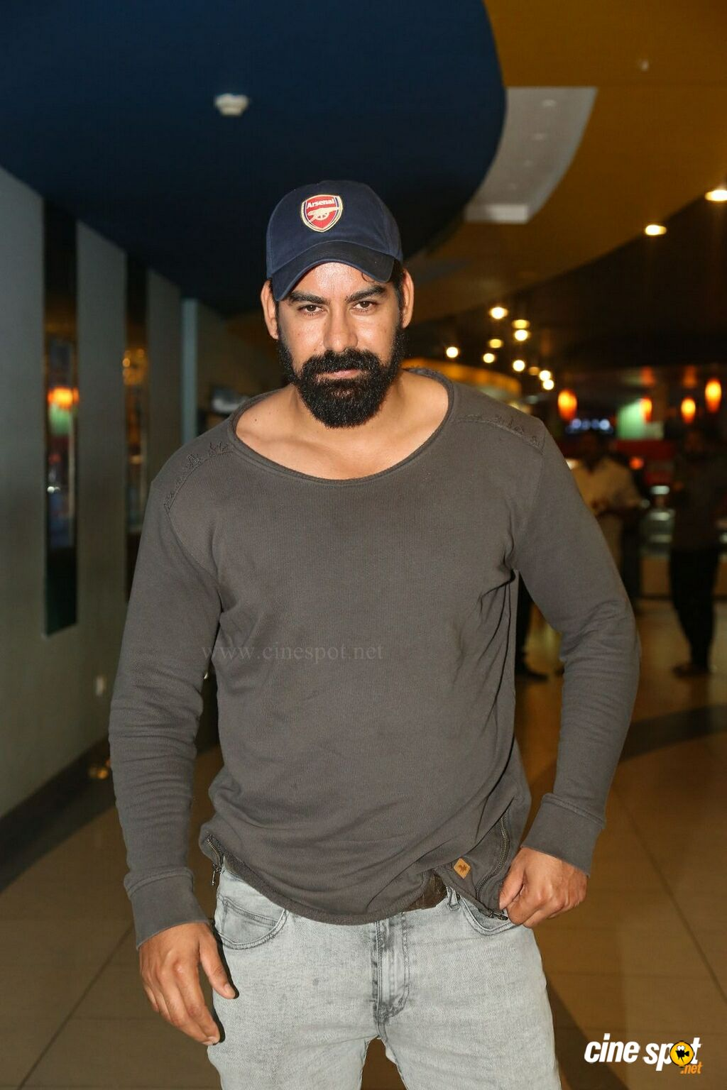 Kabir Duhan Singh at Tuntari Screening (4)