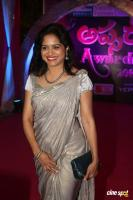 Sunitha Upadrashta at Apsara Awards 2016 (7)