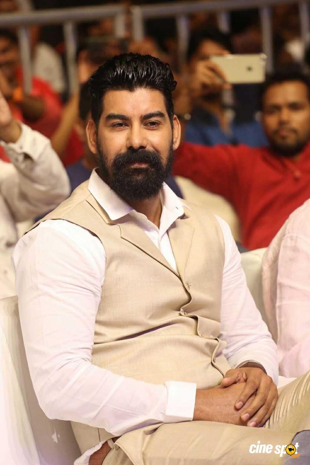 Kabir Duhan Singh at Sardaar Gabbar Singh Audio Launch (2)