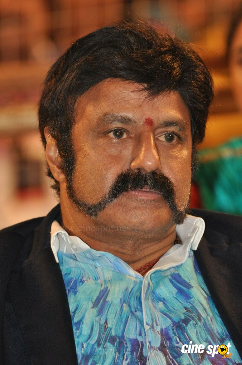 NBK at Raja Cheyyi Vesthe Audio Launch (18)