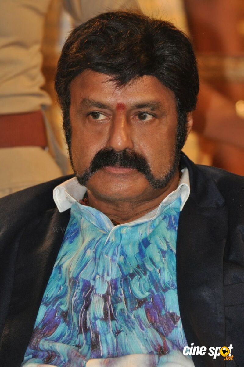 NBK at Raja Cheyyi Vesthe Audio Launch (23)