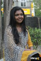 Riythvika at Enakku Veru Engum Kilaigal Kidaiyathu Audio Launch (2)