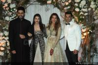 Bipasha basu wedding reception photos