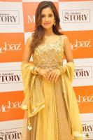 Vartika Singh at Mebaz Summer Pret Collection Launch (11)
