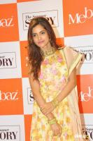 Vartika Singh at Mebaz Summer Pret Collection Launch (14)