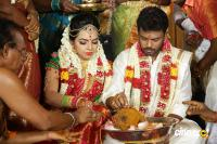 Pandiarajan Son Prithvi Rajan Marriage Photos
