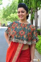 Charmy Kaur at Jyothi Lakshmi Book Launch (7)
