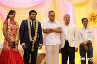 Chinnappa Devar Grandson Marriage Reception Photos