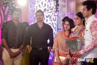 Vijay Attends Jothiram Pavithra Engagement Photos