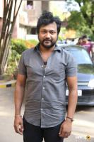 Bobby Simha at Iraivi Promotions Auto Flag Off Event