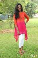 Riythvika at Oru Naal Koothu Press Meet (1)