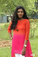 Riythvika at Oru Naal Koothu Press Meet (2)