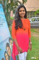 Riythvika at Oru Naal Koothu Press Meet (4)