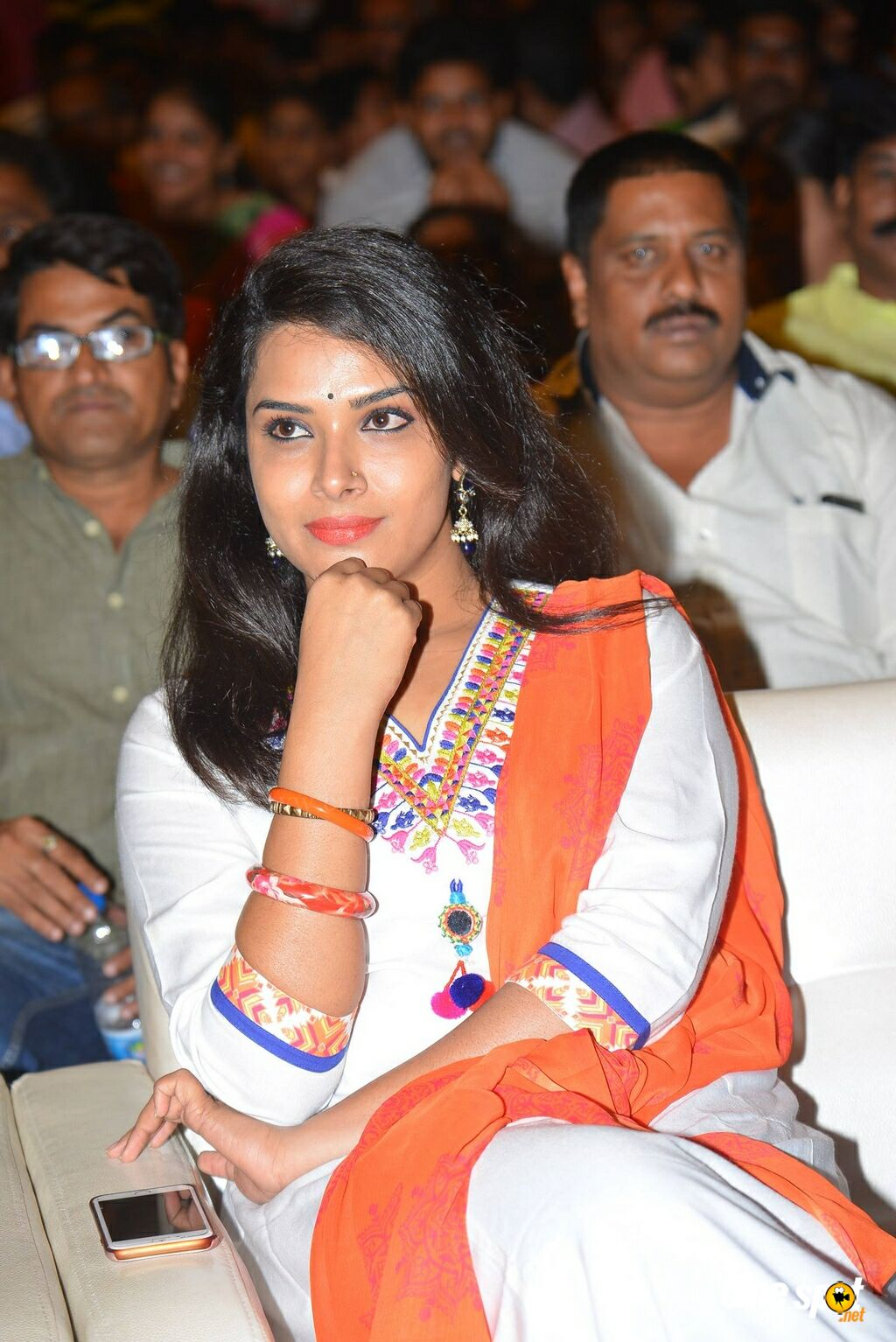Hari Teja at A Aa Movie Success Meet (8)