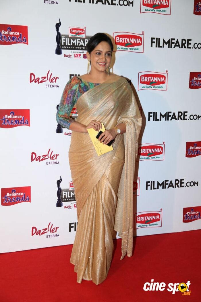 Lena at Filmfare Awards 2016 (1)