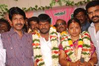 Ganja karuppu marriage Wedding Photos (10)
