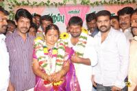 Ganja karuppu marriage Wedding Photos (11)
