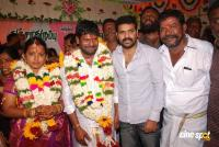 Ganja karuppu marriage Wedding Photos (2)