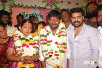 Ganja karuppu marriage Wedding Photos (3)