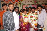 Ganja karuppu marriage Wedding Photos (5)