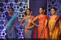 2016 Mahalekshmi silks fashion show (1)