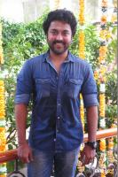 Chandran at Thittam Pottu Thirudura Kootam Launch