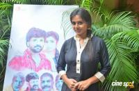 Latha Rao at Sandi Kuthirai Team Interview (3)