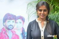 Latha Rao at Sandi Kuthirai Team Interview (5)