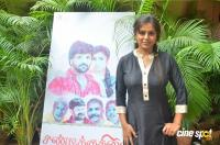 Latha Rao at Sandi Kuthirai Team Interview (6)