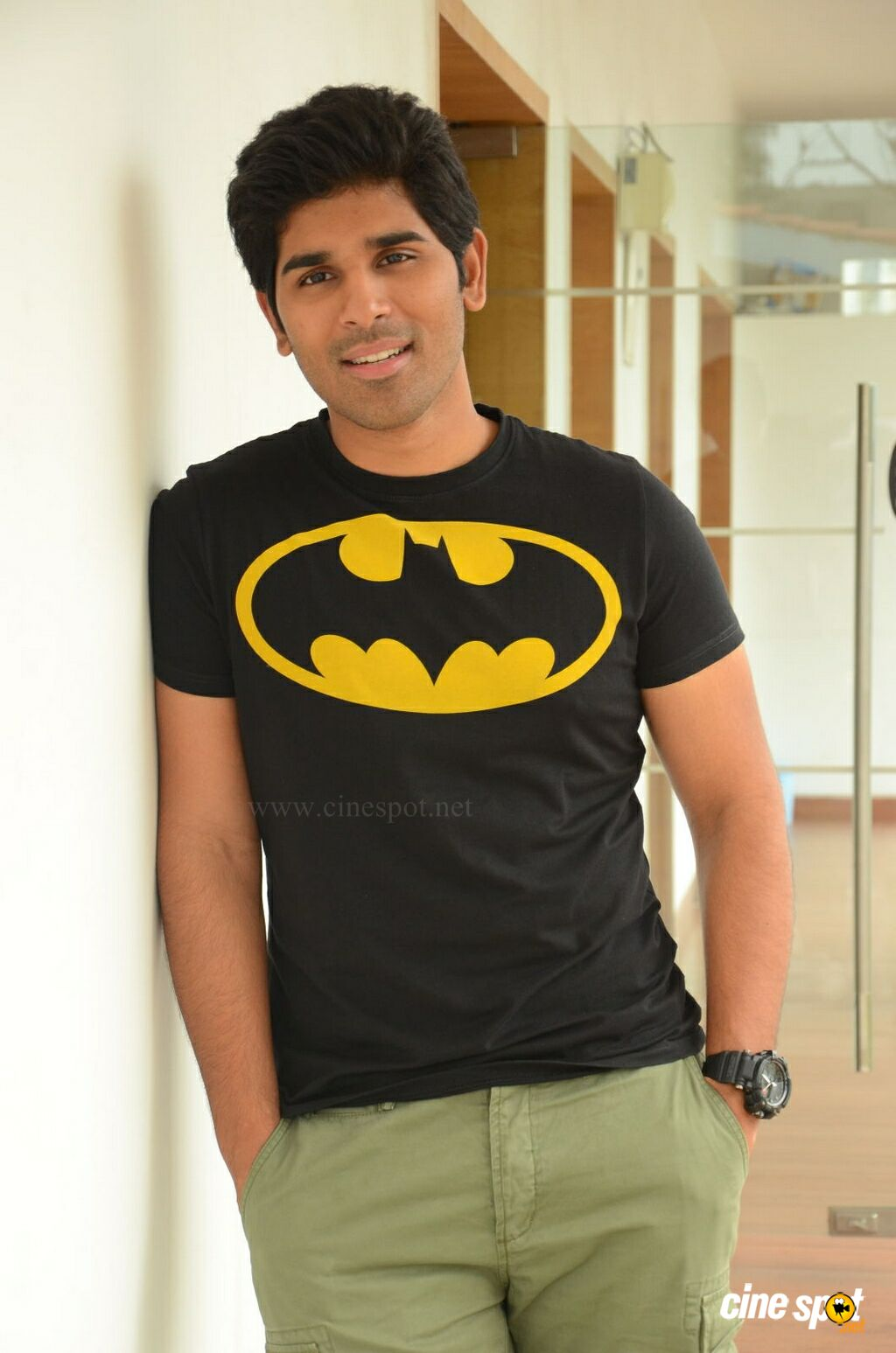 Allu Sirish Interview Photos (19)