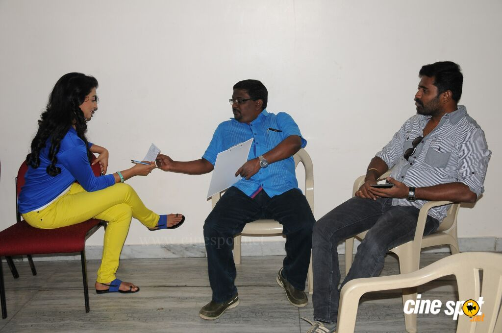 Meow Movie Working Stills (5)
