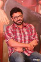 Venkatesh at Babu Bangaram Success Meet (18)