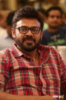 Venkatesh at Babu Bangaram Success Meet (2)