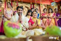 Varun Sandesh - Vithika Sheru marriage photos