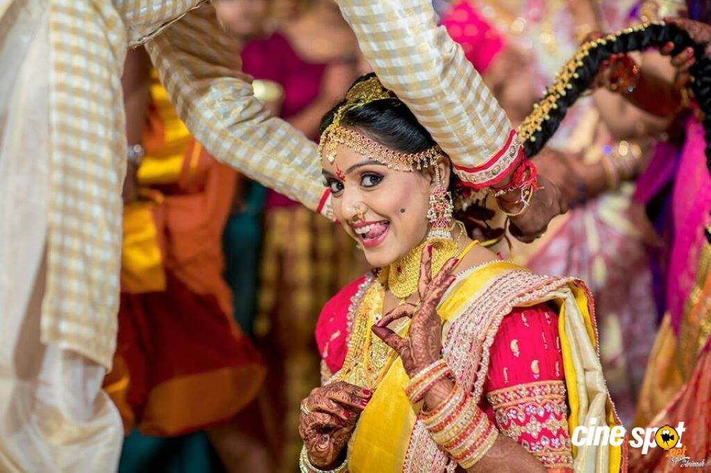Varun Sandesh Vithika Wedding Photos 3