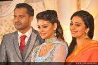 Shilpa Bala wedding reception photos