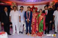 DVV Danayya Daughter Wedding Reception Photos